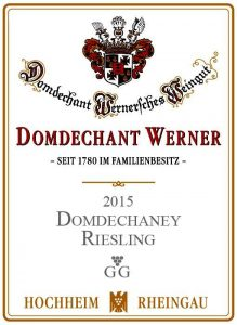 Die Hochheimer Domdechaney