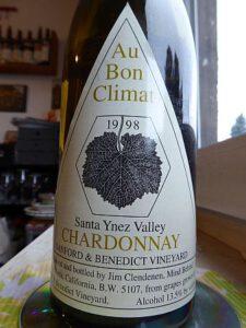Ein gereifter Spitzen-Chardonnay ist eine nachhaltige Sinnesfreude
